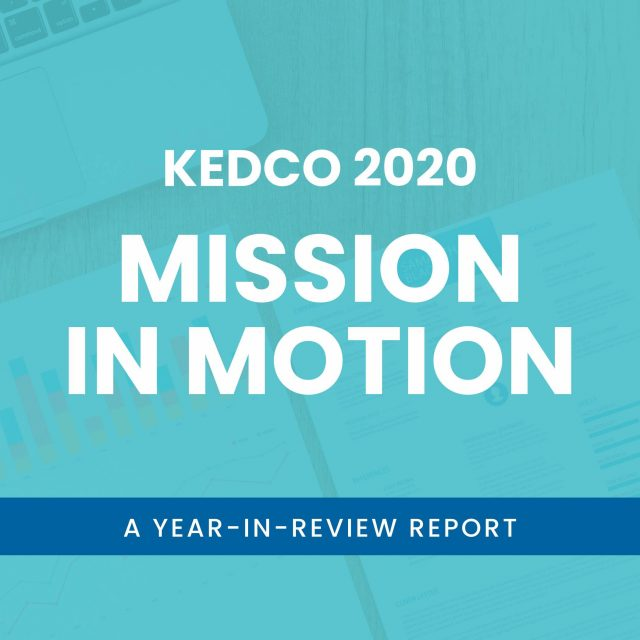KEDCO's mission in motion